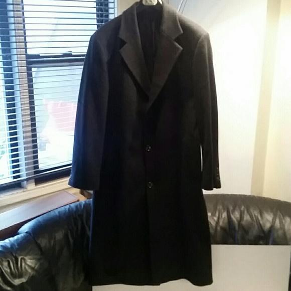 02ff6bd1 Lauren Ralph Lauren men's long Trench Coat